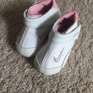 Infant size 1 Nike shoes